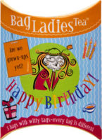 Happy Birthday! Tea Pouch