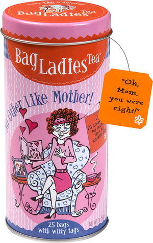 No Other Like Mother Tea Tin