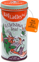 O, Christmas Tea Tin