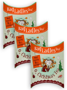 O Christmas Tea 3 Pack