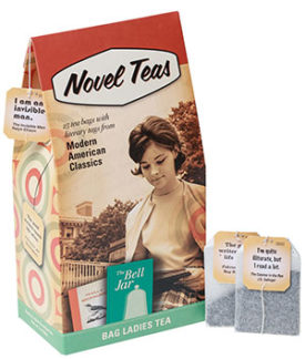 Novel Teas: Modern American Classics - Box